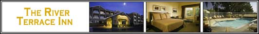 The Mount Shasta Plaza Hotel & Spa - A beautiful beachfront hotel located on Cannery Row!