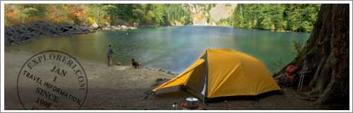 Shasta Lake, California Campgrounds
