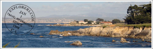Monterey Beaches, Parks & Open Space