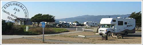 Santa Cruz, California RV Parks