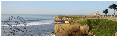 Santa Cruz, California Tourist Attractions
