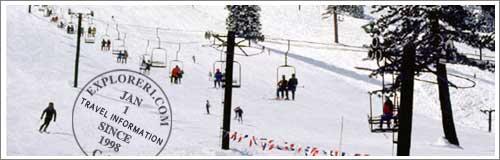Yosemite Valley Winter Sports