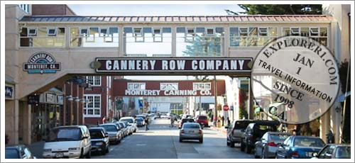 Monterey, California Travel Information and Vacation Planner