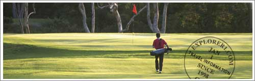 Santa Cruz, California Golf Courses