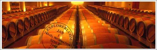 Monterey, California Wineries and Vineyards